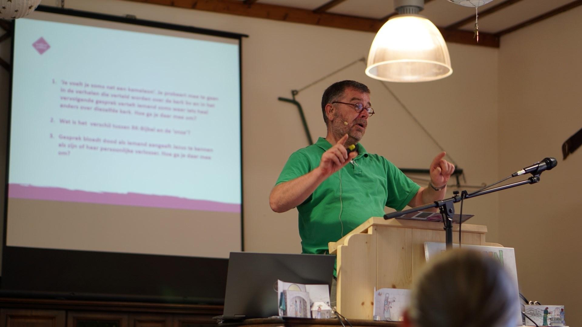 Bijwonen evangelisatiekomsten