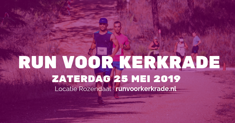 Run & Walk voor Kerkrade 2019